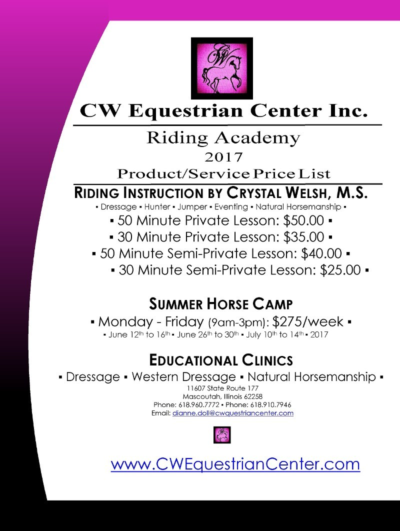 CW Equestrian Center